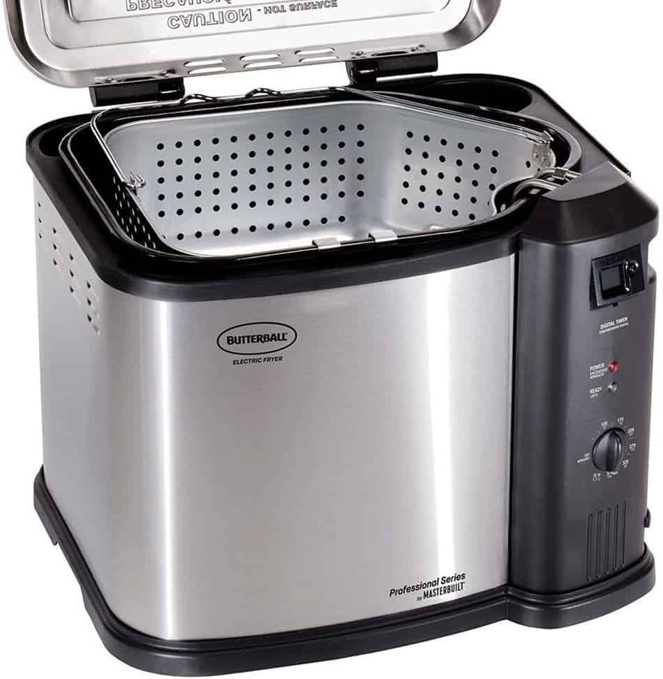 Masterbuilt 23011114 Butterball Indoor Gen III Electric Fryer Cooker Review
