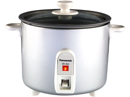 Panasonic SR-3NA Automatic Rice Cooker Review